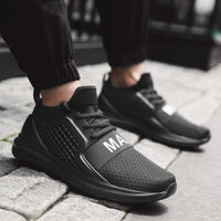 Casual Shoes Breathable Mesh Light  No-Slip Sneakers