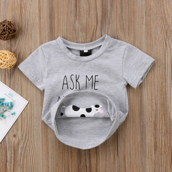 Baby Boy Cotton Top T-shirt