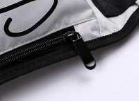 Casual Waterproof Fanny Pack Pouch Travel Canvas Waist Shoulder Belt Bag