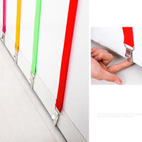 Multi-function Over Door Adjustable Straps Hanger