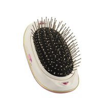 Portable Hair Comb Hair Straightening Massage Ion Anti-static Brush