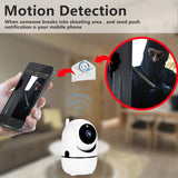 Wireless Smart Auto Tracking Security Camera CCTV