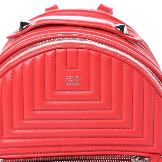 7bfb60f5d1f65 Fendi Quilted Backpack – Dtocco