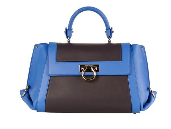 Ferragamo Sofia Medium Satchel - Dtocco