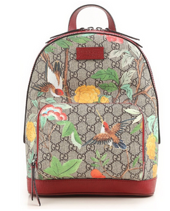 Gucci GG Supreme Tian Backpack - Dtocco