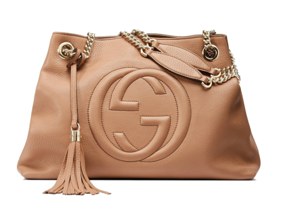 Gucci Soho Chain Shoulder Bag - Dtocco