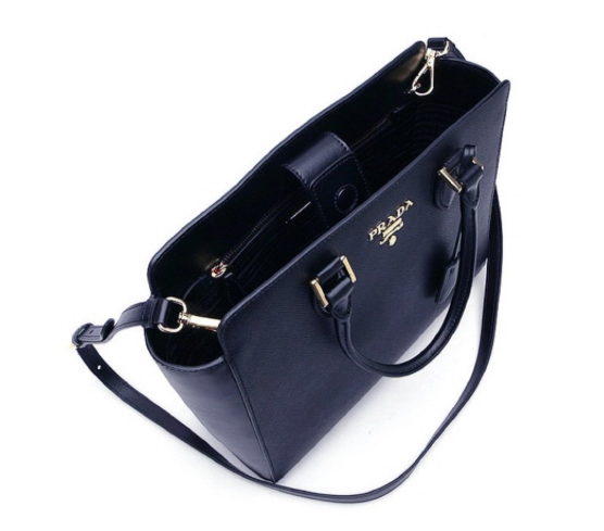 Prada Saffiano Leather Crossbody - Dtocco