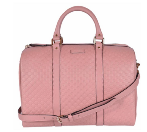Gucci Microguccissima Boston Bag - Dtocco