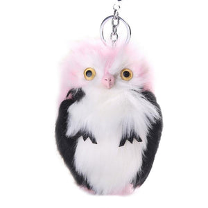 Owl Charm - Dtocco