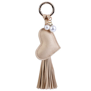 Heart Tassel - Dtocco