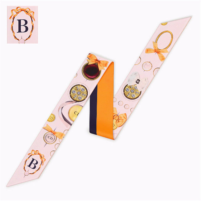 Letter B Scarf - Dtocco