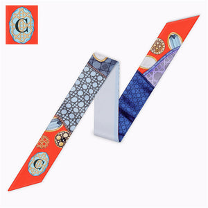 Letter C Scarf - Dtocco