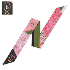 Letter E Scarf - Dtocco