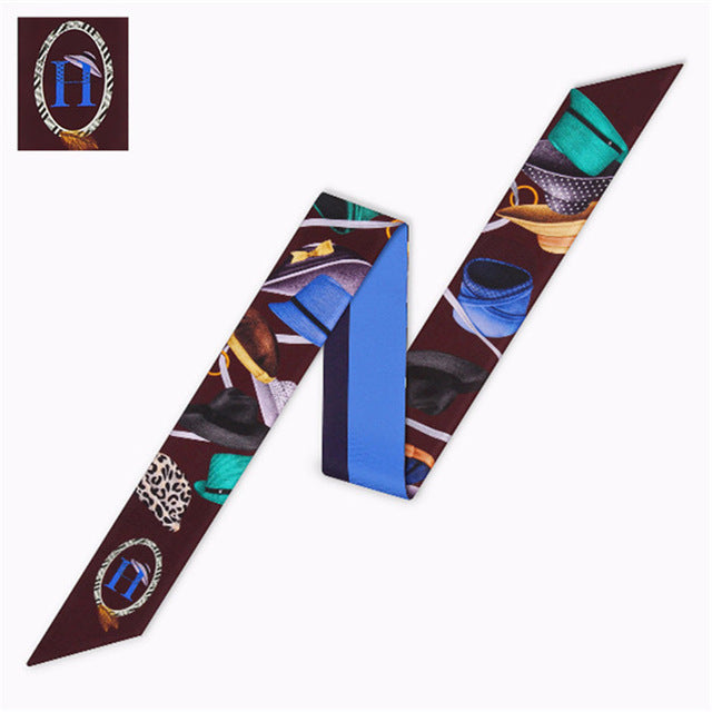 Letter H Scarf - Dtocco