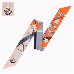 Letter S Scarf - Dtocco
