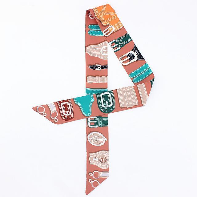 Watch Scarf 03 - Dtocco