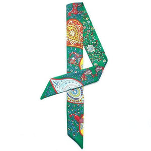 Flower Scarf 02 - Dtocco