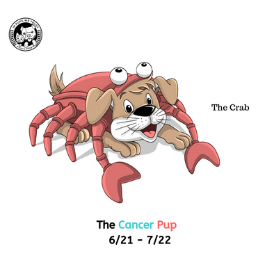 The Cancer Pup - In Pups We Trust
