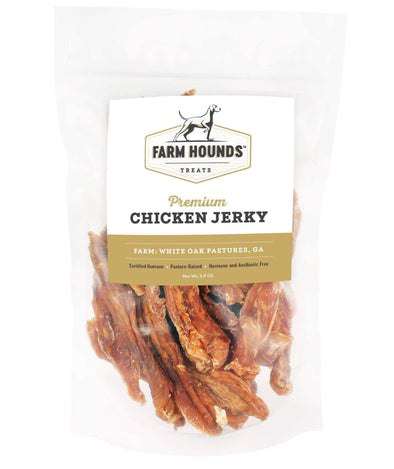 Chicken Jerky - In Pups We Trust