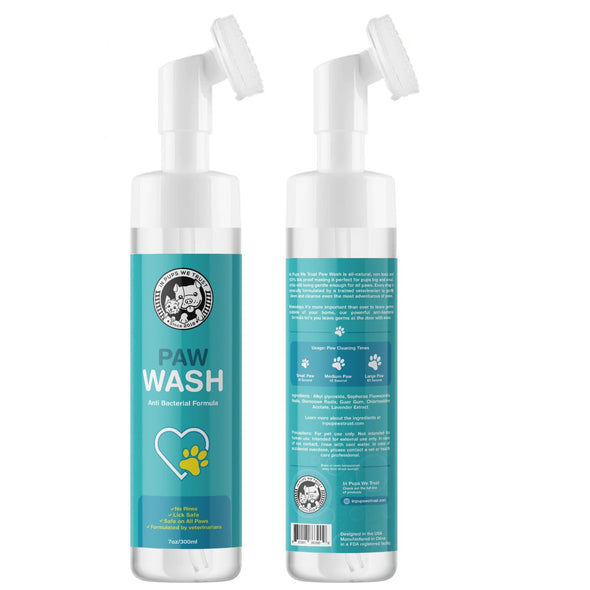 Paw Wash - Natural Paw Cleanser