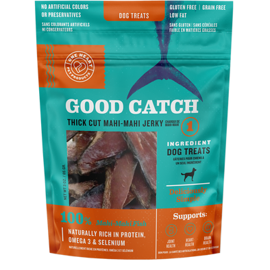 Good Catch Thick Cut Mahi Mahi Jerky 3oz