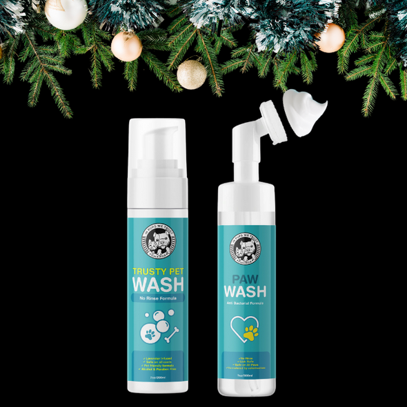 Paw + Pet Wash BUNDLE - Limited Edition