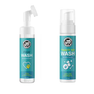 Paw + Pet Wash BUNDLE