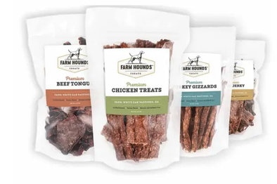 Dog Treats Sample Pack