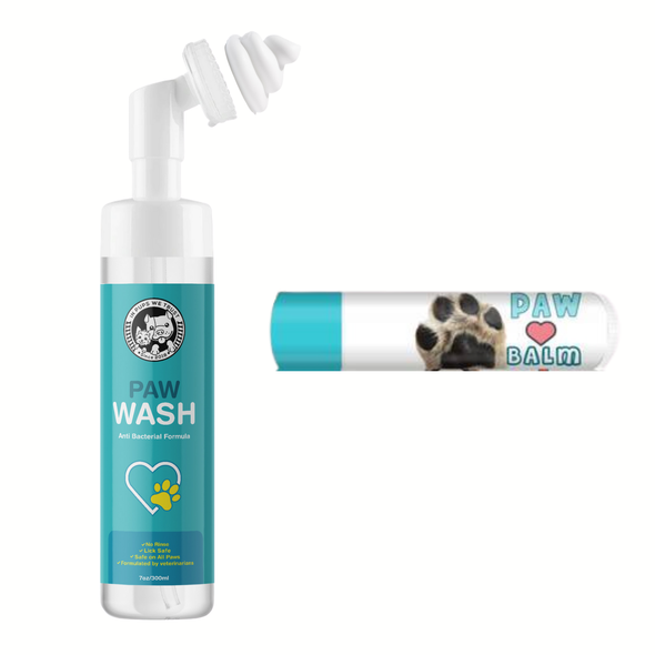 Paw Care Duo