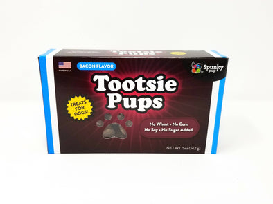 Tootsie Pups Dog Treats, Bacon Flavor