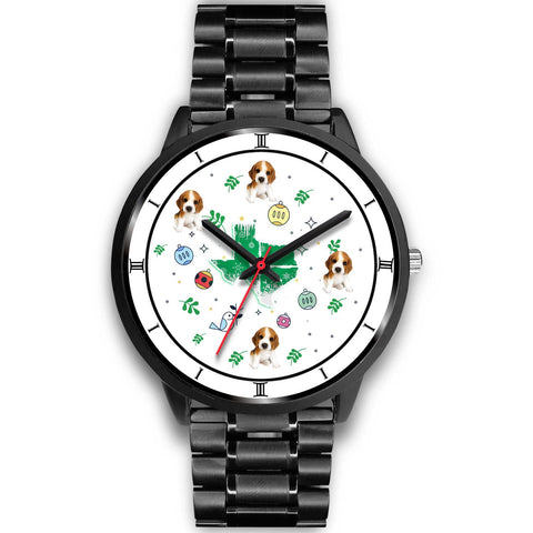 Cute Beagle Texas Christmas Special Wrist Watch-Free Shipping
