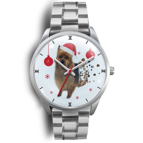 Australian Terrier Christmas Special Wrist Watch-Free Shipping