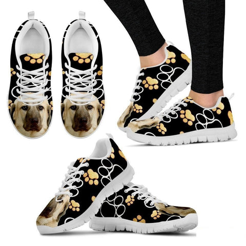 Anatolian Shepherd Dog Running Shoes For Women-Free Shipping-Paww-Printz-Merchandise