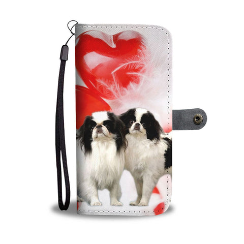 Japanese Chin Wallet Case- Free Shipping