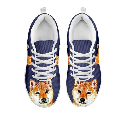 Amazing Shiba Inu Dog-Women's Running Shoes-Free Shipping-For 24 Hours Only-Paww-Printz-Merchandise