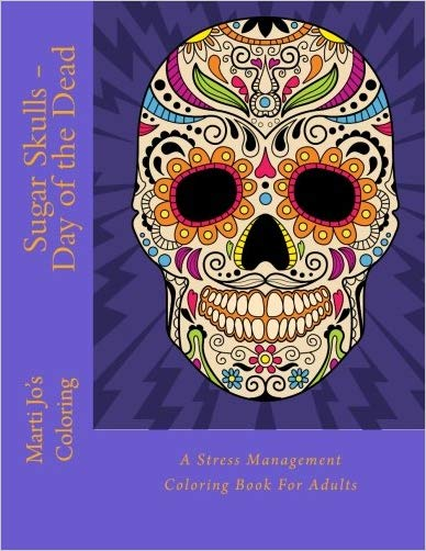 A Stress Management Coloring Book For Adults