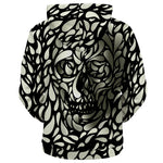 3D Skulls Hoodies Men Spot Skull 3D Print Hoody Sweatshirts Pullovers Tops Hot Design Streetwear Clothes Large