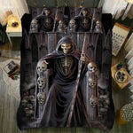 Skull Duvet cover Pillowcase