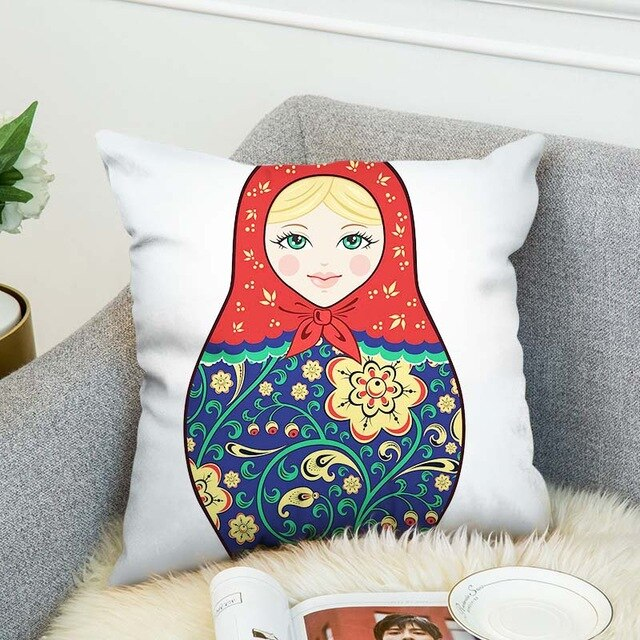 3D Printed Sugar Skull Cover Polyester Cushion Cover Home Bedroom Hotel Car Decoration