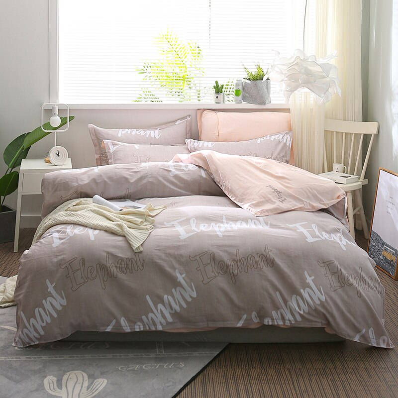 2020 new fashion high Quality Bedding Fabric Satin Bedding Fabric