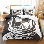 New sugar skull Bedding set Twin Queen King Duvet