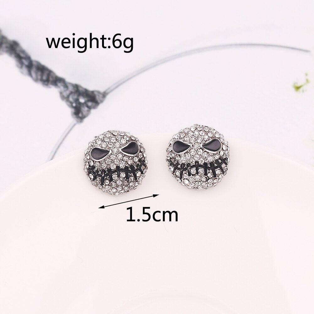 Wholesale Nightmare Before Christmas Cartoon Gothic Party Jewelry