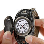 Hot Sale Skull Watch Men Wrist Watch Punk Clamshell Fashion Watches Men's Watch Clock relogio masculino relojes para hombre