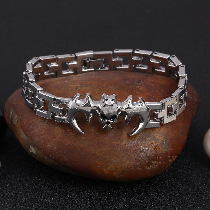 Vintage Stainless Steel Bracelets Men Jewelry for Gift