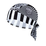 Protection Team Men Summer Full Sublimation Cycling Cap scarf White Skull Bicycle Bike Bandana