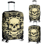 Skulls - Luggage Covers - Suicase covers