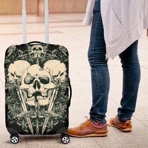 Luggage covers - skulls