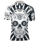 Hot Sale Skull Pro Team Cycling Jersey Racing Sportswear Ropa Ciclismo Tops Bicycle Cycling