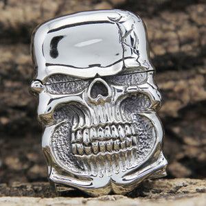 Luxury Lighters Ghost Rider Skeleton Demon Angel,High Quality Skull Lighter Kerosene