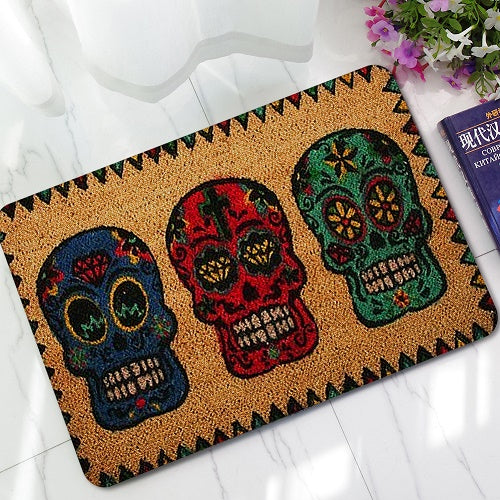 Home Decorative Door Mats Magic Welcome Floor Mats Front Porch Rugs